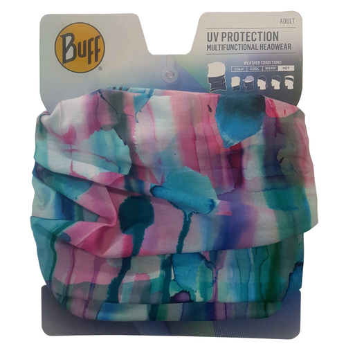 ORIGINAL BUFF UV PROTECTION POPPIS MULTI