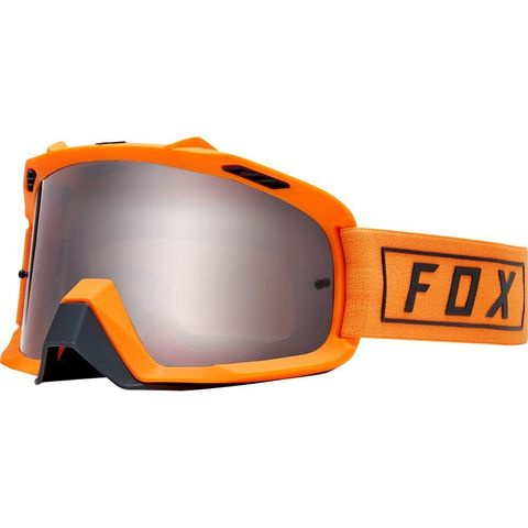 GOGGLE FOX AIR SPACE GASOLINE NARANJA