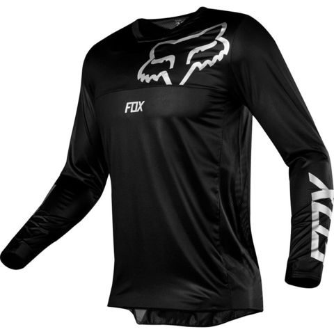 JERSEY FOX AIRLINE NEGRO T/S