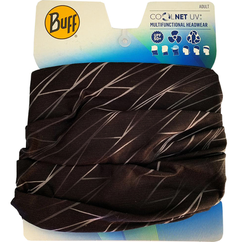 BUFF COOLNET UV + BOOST GRAPHITE