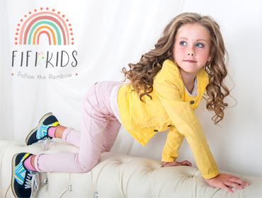 Foto FIFI KIDS niña