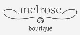 Logo Melrose Boutique