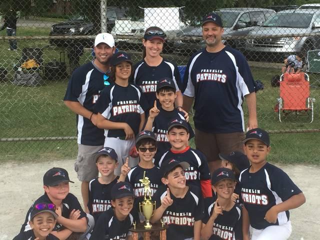 Franklin Baseball Softball League Franklin Michigan Franklin Mi Powered By Leaguelineup Com