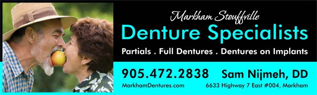 Markham Stouffviille Denture Specialists