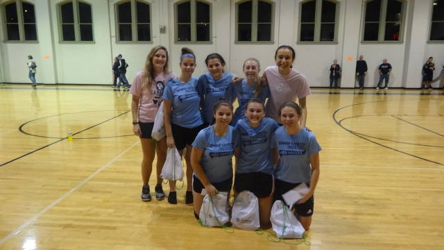 Bishop Canevin Girls Varsity Futsal Tournament Team