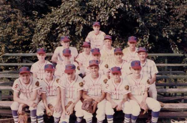 1960 s Ardmore Manor team