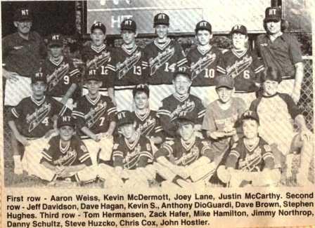 HTLL in the news - 1987 Tourn Team