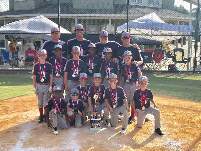 Dixie Softball State Tournament 2019