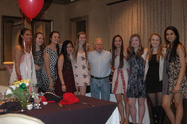 The team still had Amanda Daily and Brittany Nagra as well as previous  year's varsity contributors like Autumn Davis, Alexis Meyer, ...
