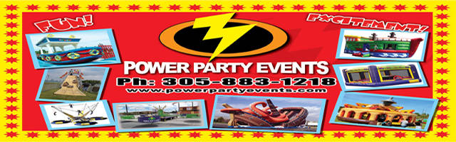 Power Party Events