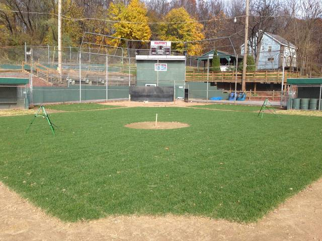 2nd Base View After