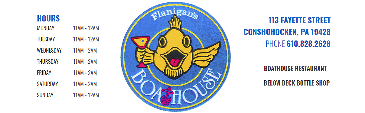Flanigan's Boathouse