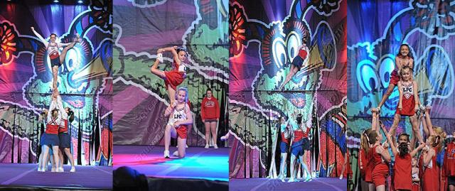 JamFest Europe Cheerleading Championship 2012