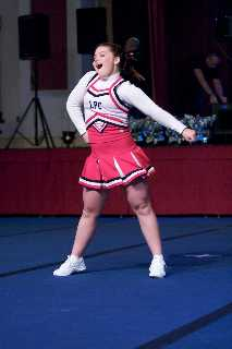 Junior Solo -  Blackpool Cheerleading Competition