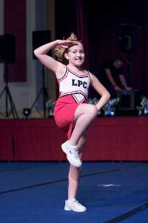 PeeWee Solo - Blackpool Cheerleading Competition