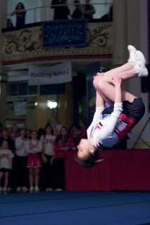 Senior Solo -  Blackpool Cheerleading Competition