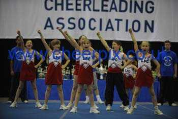UKCA National Competition - PeeWee Cheer & Chant