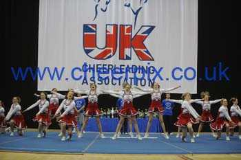 UKCA National Competition - Senior Cheer & Chant