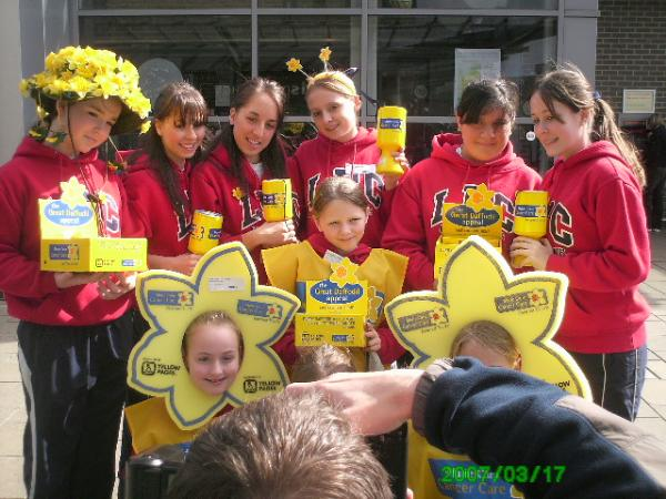 Daffodil Appeal 2007- Charity Event
