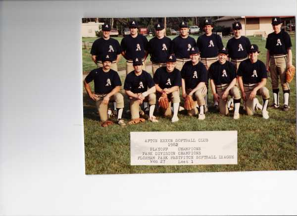 1982 Pennant & Playoff Champs