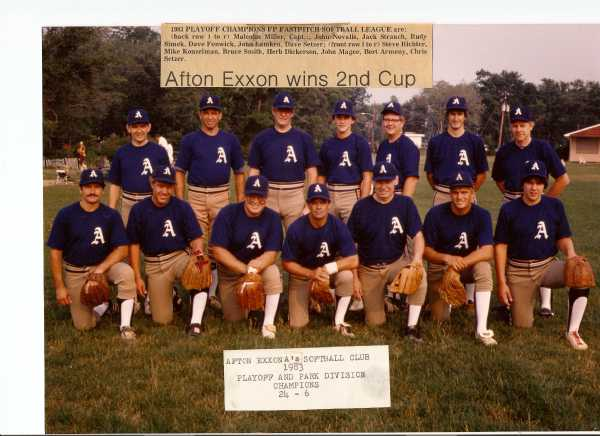 1983 Pennant & Playoff Champs