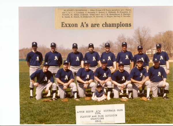 1984 Pennant & Playoff Champs