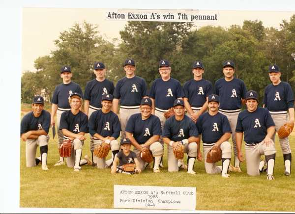 1986 Pennant Winner