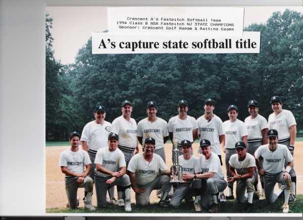 1994 NJ State Class B ASA Champs