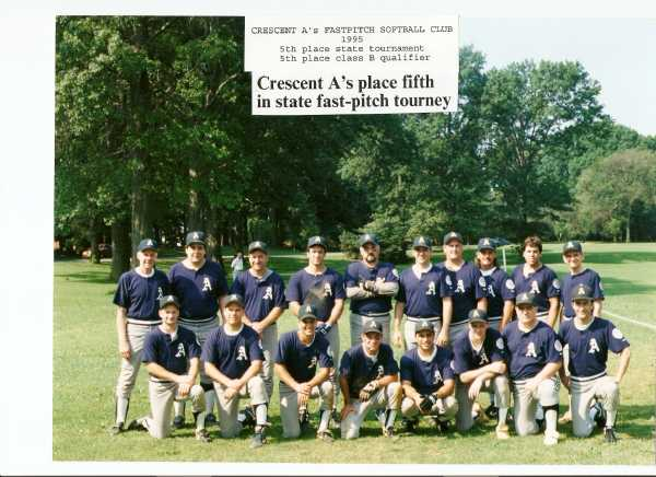 1995 NJ State Tournament