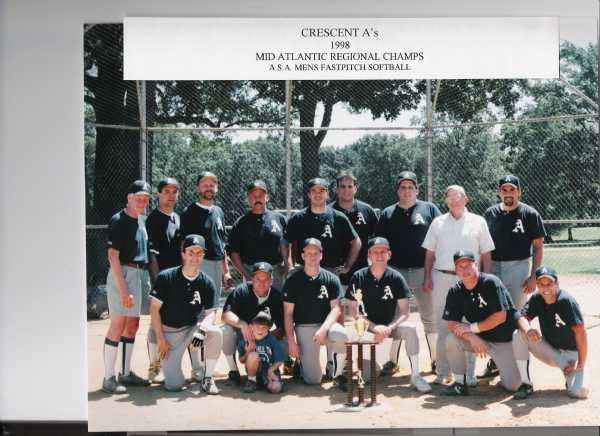 1998 Mid Atlantic Regional ASA Class B Champs