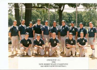 1998 NJ State ASA Class B Champs