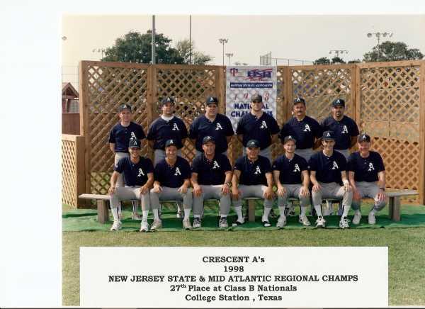 1998 ASA Class B Nationals, College Station, Texas