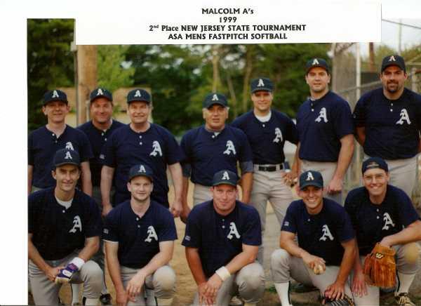 1999 Meyersville Field Last season in Long Hill League