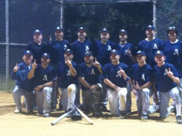 2013 Playoff Champs Springfield Fastpitch Softball League
