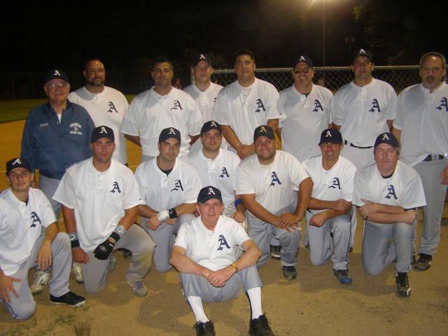 2013 Regular Season Springfield League