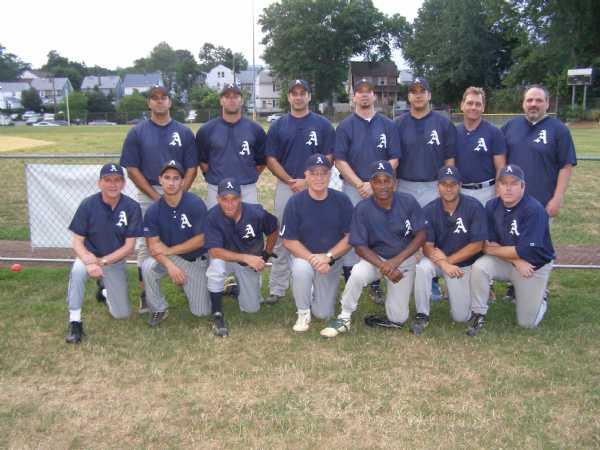 2010 A's Pennant Winner, Bloomfield League