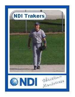 Captain of the NDI Trakers and WRCSPL Webmaster.