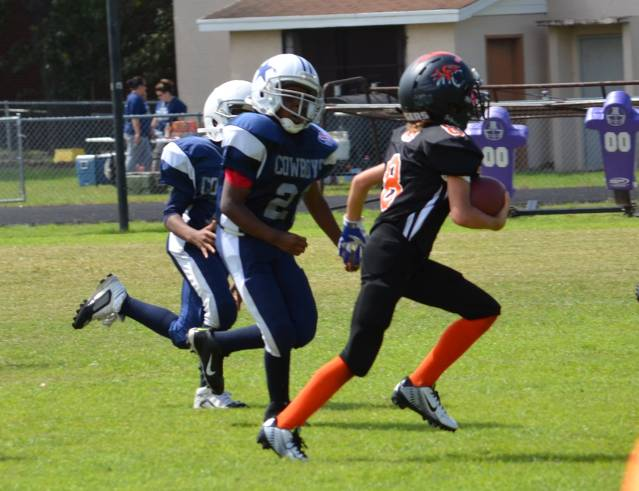 Palmetto Youth Football League - (Columbia, SC) - powered by