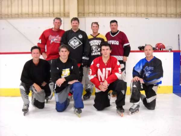 2009 Highland Summer Silver Champs 40 something
