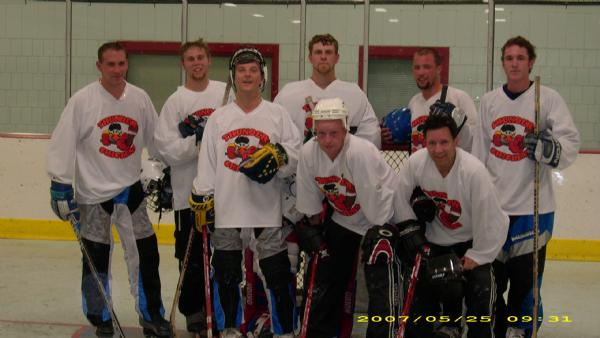 Thunder Chickens, 2007 Thursday Spring Silver Champs