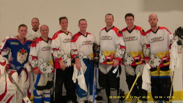 High Rollers, 2007 Highland Tuesday Silver Champs