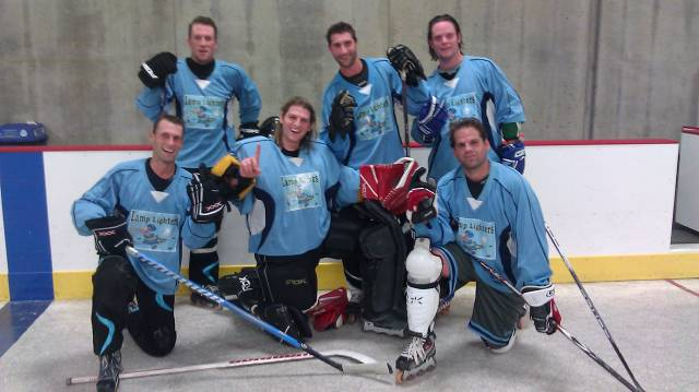 2012 Fall Premier Champs, Lamp Lighters