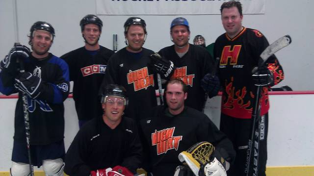 2012 Spring Premier Champs, High Heat