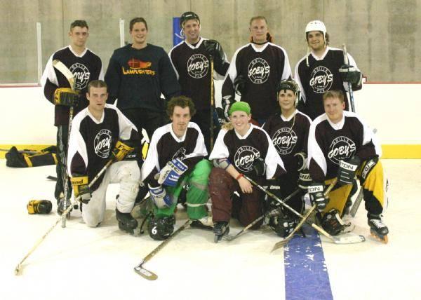 2004 Spring B Division Champions!