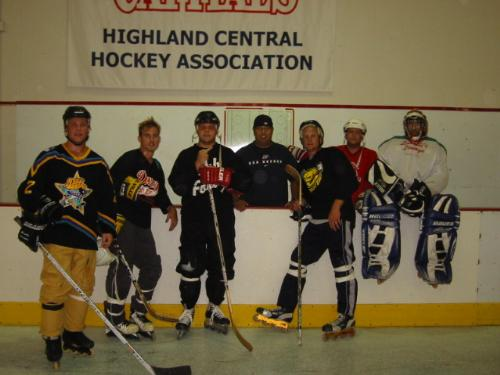 2004 Summer A Division Champs