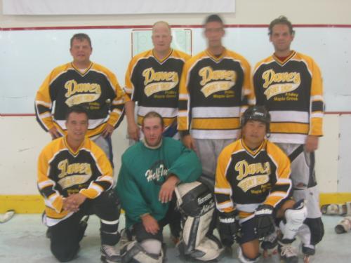2005 Summer Wednesday Gold Champs Highland