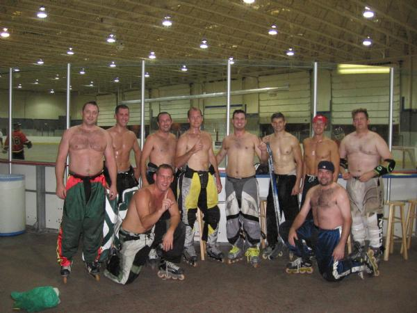 Summer 2006 Hopkins Gold Champs The Dirtbags