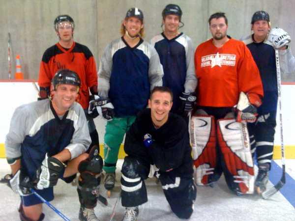 2008 Monday Gold Fall Champions, The Fricks