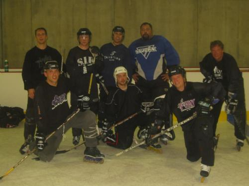 2005 Gold Fall Inline Champs