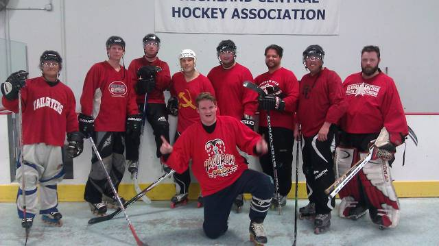 2013 Spring Gold Champs, Red Army